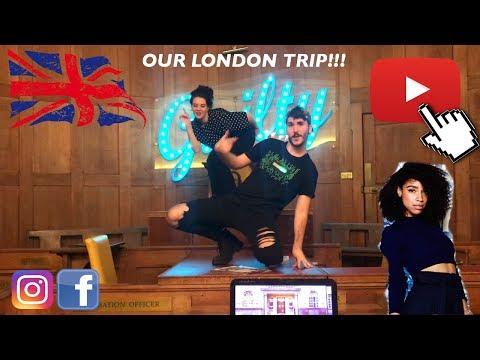 Our LONDON trip!! (And meeting Lianne La Havas)