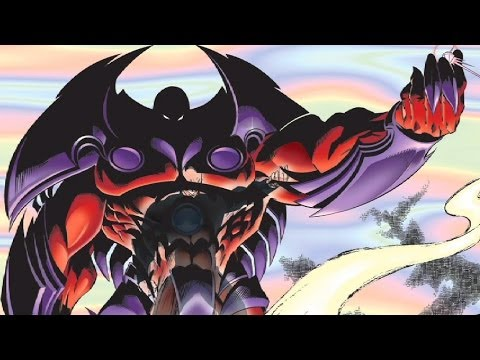 Supervillain Origins: Onslaught