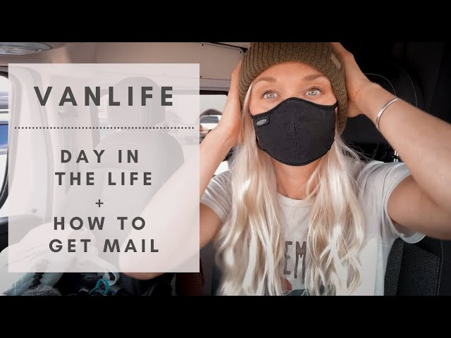 Van Life | How to Get Mail