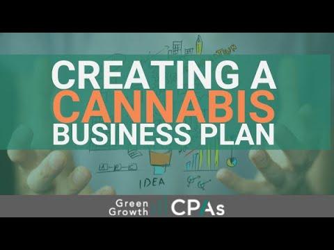 Creating A Cannabis Business Plan