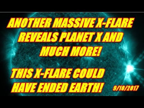PLANET X DISCOVERY DURING MASSIVE CME ON SEPT  10th DON'T MISS THIS!