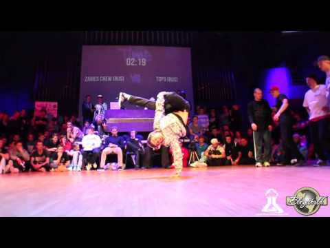 ZAMES CREW vs TOP9 (BATTLE OF EST 2012) WWW.BBOYWORLD.COM