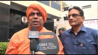 Swami Mani Shri Nanda State Bank Of Hyderabad Bharat Sevashram Sangha