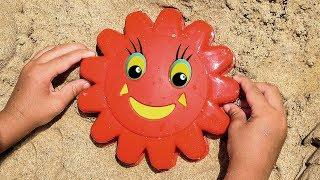 Milusik Lanusik with Sand Molds
