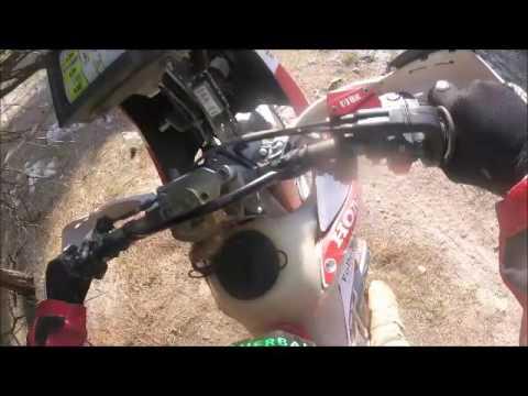 Etapa   Serres Rally    Bianchi Prata Honda CRFR   Rally