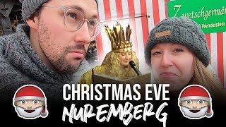 Gambar cover WHAT IS CHRISTMAS EVE LIKE IN GERMANY?? // Nuremberg, Germany