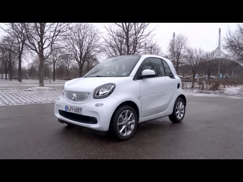 2015 Smart Fortwo Coupe 1.0 Passion Start-Up And Full Vehicle Tour