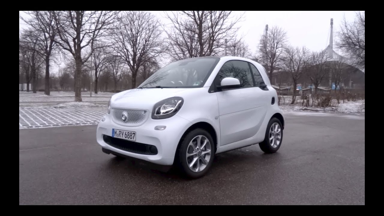 2015 smart fortwo coupe 1 0 passion start up and full vehicle tour youtube. Black Bedroom Furniture Sets. Home Design Ideas