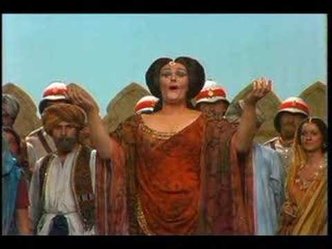 """The bell song"" - Joan Sutherland from Lakme"