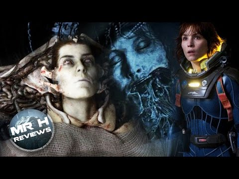 Alien Covenant - What Happened to Elizabeth Shaw