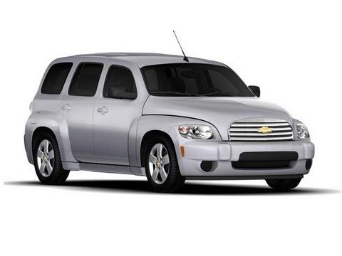 2011 Chevrolet Hhr Ls Tour Youtube