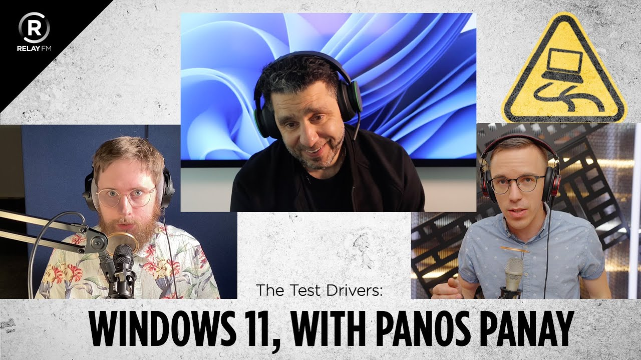 Interview with Panos Panay on Windows 11