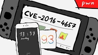 What do Nintendo Switch and iOS 9.3 have in common? CVE-2016-4657 walk-through
