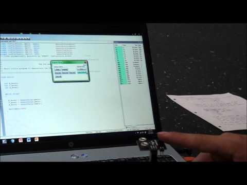 Accelerometer Sensor Test