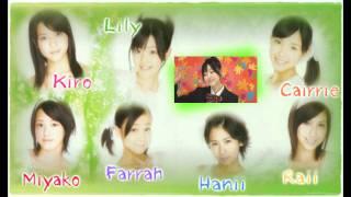 "New release, ""Meguru koi no kisetsu"", originally by °C-ute. ✰ Cast: Umeda Erika: Raii (TheMakenaiKokoro) Yajima Maimi: Kiro (theladyiaukiro) Arihara Kanna: ..."