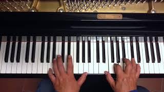 Tutorial piano y voz  Lágrima (Amalia Rodrigues)