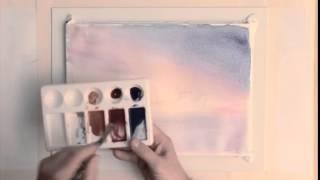 Bamburgh Castle - Acrylic Painting Lesson