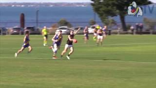Round 6 Development Highlights vs Werribee