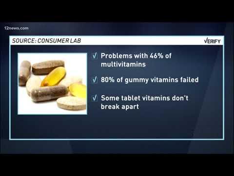How do you pick quality vitamin brands?
