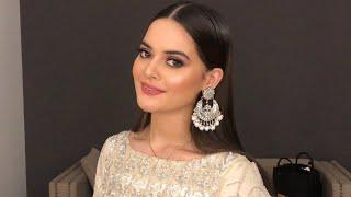 Minal Khan Makeup by Omayr Waqar