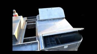 Mus Kustom Truck Bedz - Welding Bed