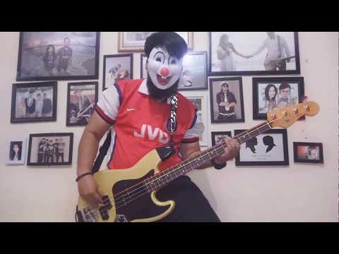 Nggak Nyambung - Orrie - Bass Cover by Raymon Mosca