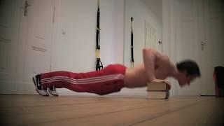 Brustmuskeltraining zu Hause Mit 3 GEHEIMEN Übungen deine Brust Muskeln trainieren