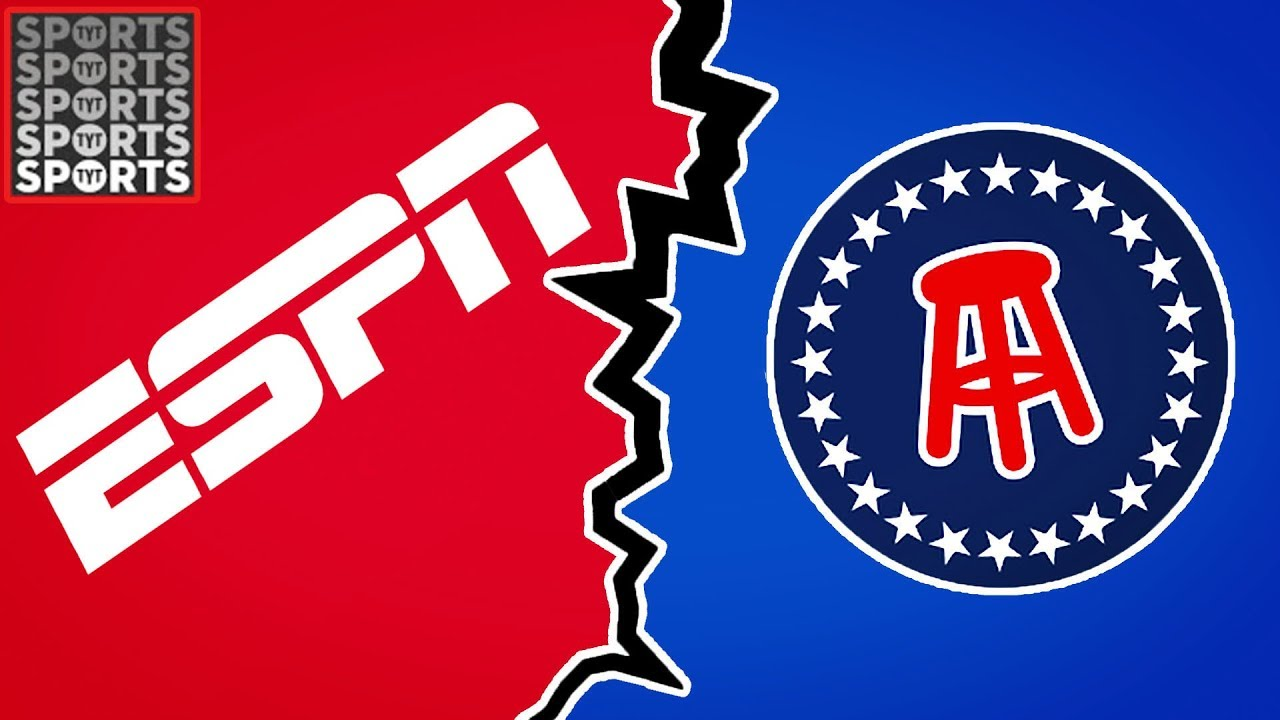 ESPN vs Barstool Sports - YouTube