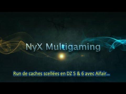 Download Run de caches scellées en DZ 5 & 6 avec Aifair...