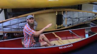 SHOP Talk: Choose the Right Canoe