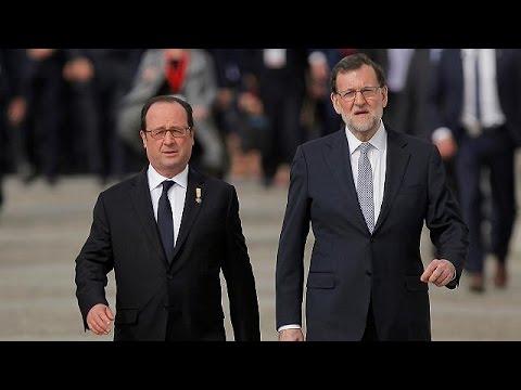França convida Itália, Alemanha e...