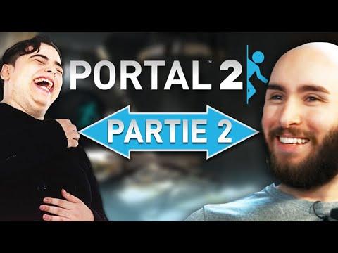 Vidéo d'Alderiate : [FR] PORTAL 2 - ON RAGEQUIT LE JEU