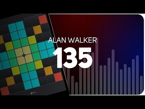 Playing 135 | Alan Walker on SUPER PADS LIGHTS - KIT NTTFV