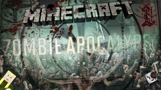 Minecraft: !Killing Time! [6] Zombie Apocalypse: Für´n Ghaast...?