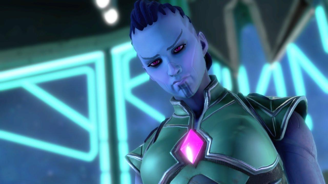 Guardians of the Galaxy Telltale Episode 1 Walkthrough ...