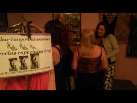 Salsa-Tango-DanceShoes www.veronicamassini.com Showroom en gral Roca Rio Negro Argentina
