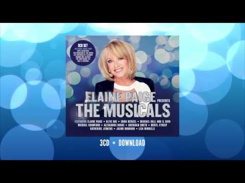 Elaine Paige present The Musicals - OUT NOW