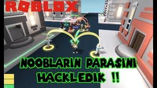 NOOB' LARIN PARASINI TIRTIKLADIK / ROBLOX Cash Grab Simulator / Oyun Safı