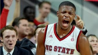 Dennis Smith Jr. Skies For Massive Slam vs. Pitt | CampusInsiders