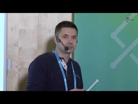 """Сергей Корж """".NET Core - новый старт старой платформы"""""""