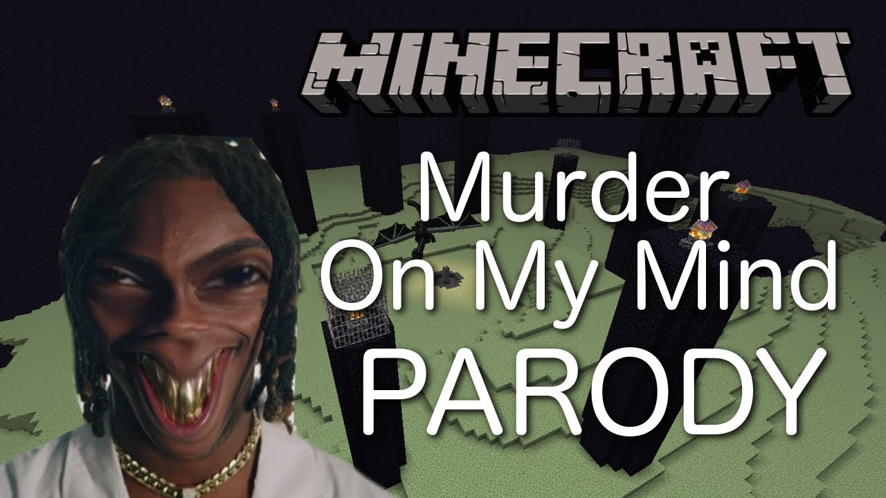 YNW Melly - Murder On My Mind (MINECRAFT PARODY) ft Minecraft King27