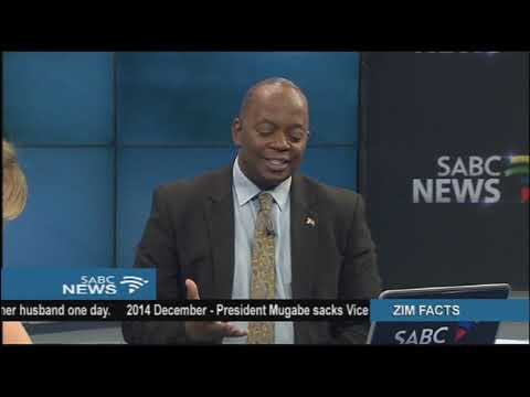 Morgan Tsvangirai reacts to axing on Mnangwagwa