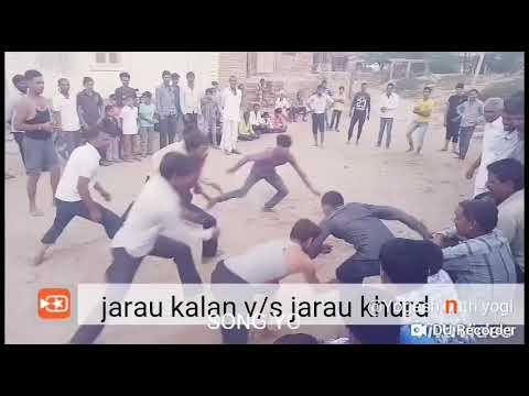 JARAU KALAN v/s JARAU KHURD , Khabadi MATCH 2