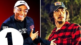 """""""He's a BEAST!"""" Spike Lee on Adam Driver owning BlacKkKlansman CONTAINS STRONG LANGUAGE"""