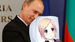 ШОК! Путин флиртует с первой леди Китая / ShOK! Putin flirtuet s pervoj ledi Kitaja