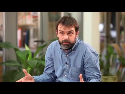 Mercado Social de Madrid - Entrevista a César Gómez