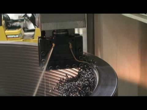 Large internal acme thread machining also youtube rh
