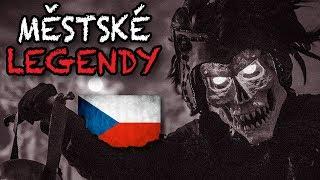 TOP 5 Děsivé městské legendy ČR