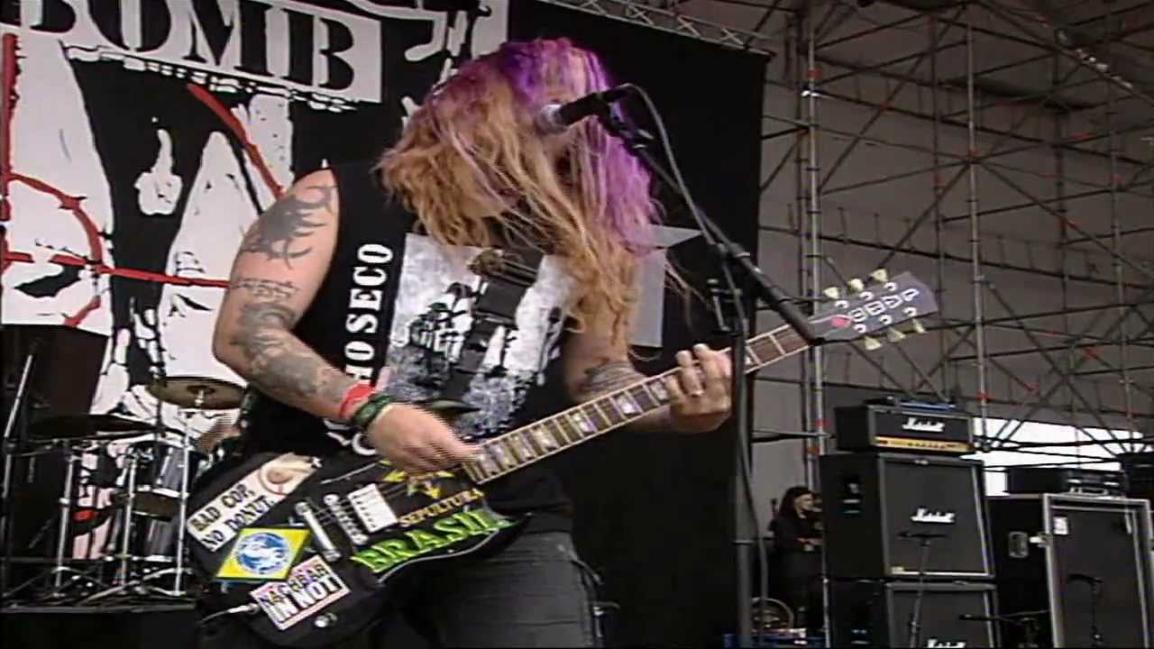 nailbomb blind and lost dynamo open air 1995 hd youtube