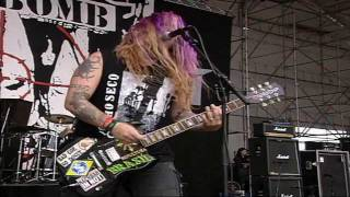 Nailbomb - Blind And Lost [Dynamo Open Air 1995 HD]
